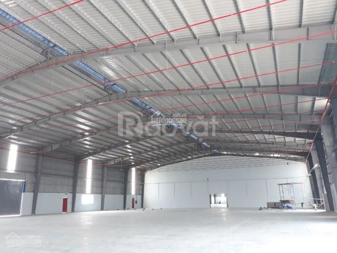 Xuất ngoại bán nhanh 1600m2 nhà xưởng mặt tiền nhánh Tỉnh Lộ 10