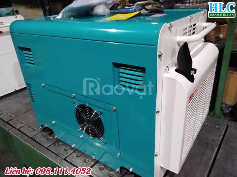 Sử dụng máy phát điện chạy dầu gia đình nào tốt giá rẻ