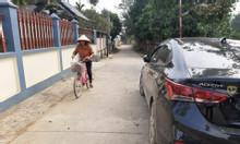 Đất 2 mặt tiền Khu CNC Hòa Lạc ngay sát đường DH09
