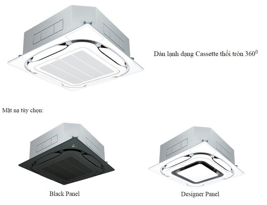 Điều hòa âm trần Daikin Inverter - Êm ái, độ lạnh sâu, tiết kiệm điện