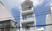 Bán nhà 3 lầu sân thượng mặt tiền đường số 25 Tân Quy Quận 7
