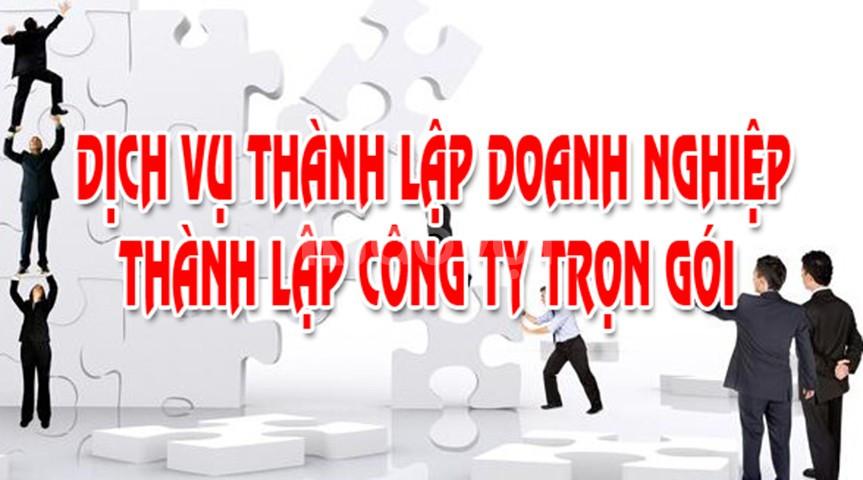 Dịch vụ thành lập công ty trọn gói tại Đà Nẵng
