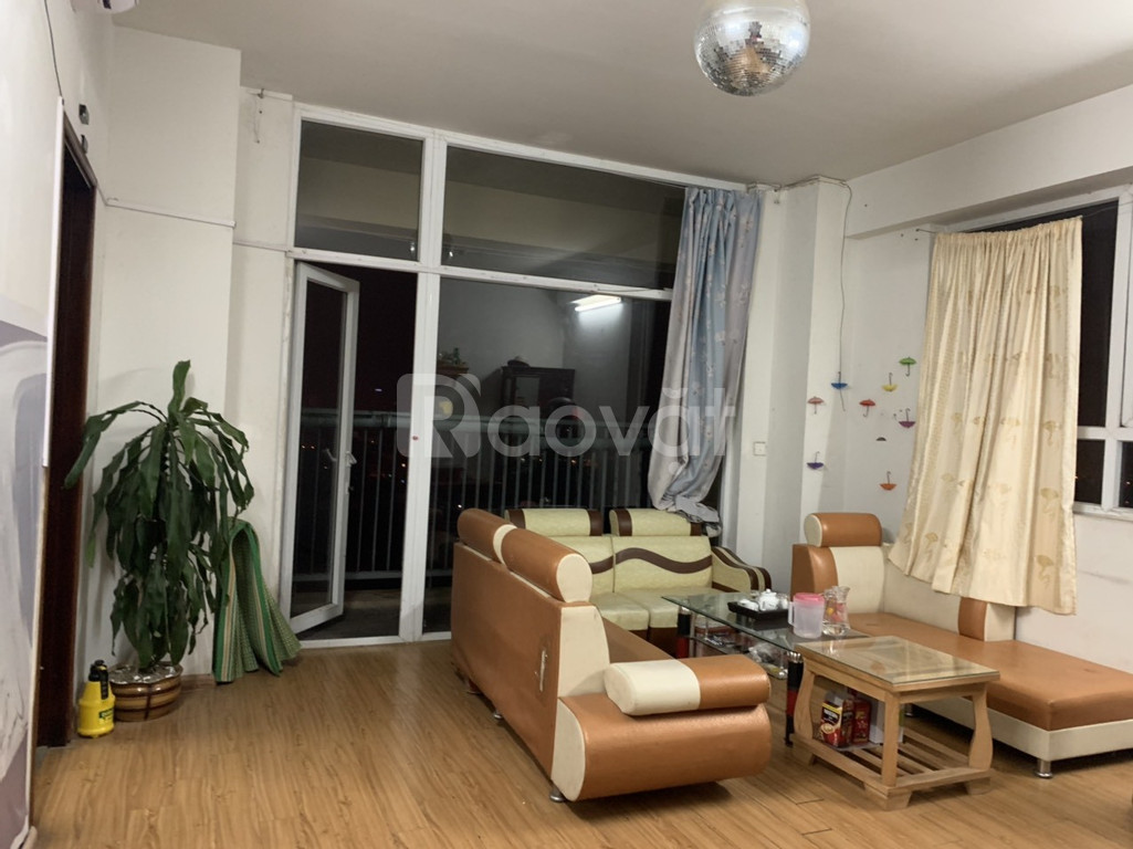 Căn góc 3 phòng ngủ đầy đủ đồ đạc chung cư Dream Town