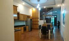 Nhà Nguyễn Văn Hưởng 5x20m, full nội thất gỗ giá tốt
