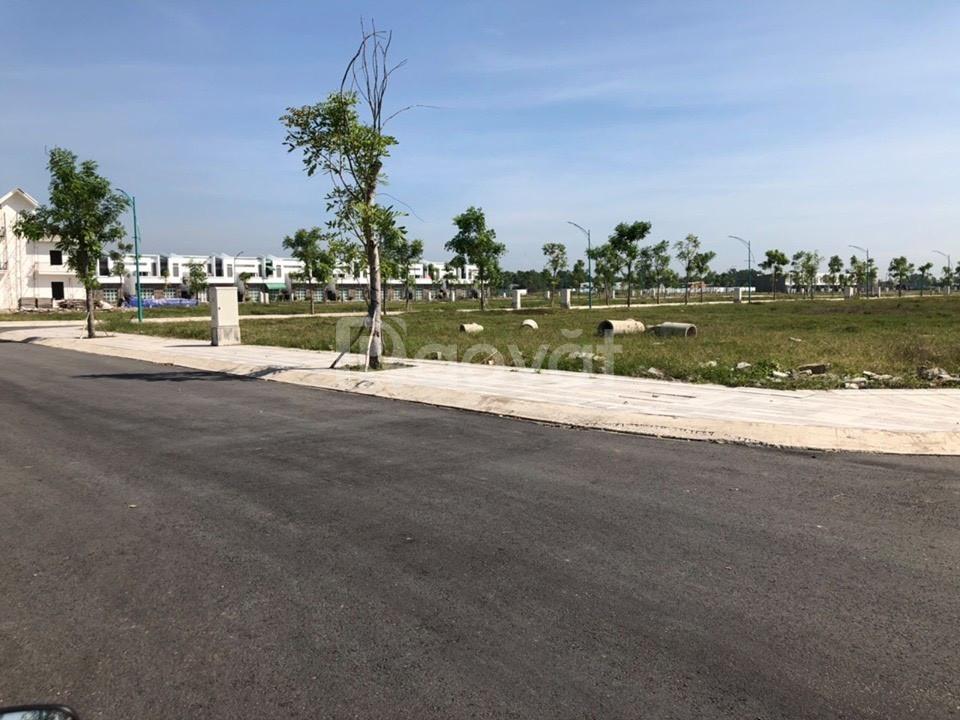 Cần vốn xoay để kinh doanh, bán đất KDC Lê Minh Xuân