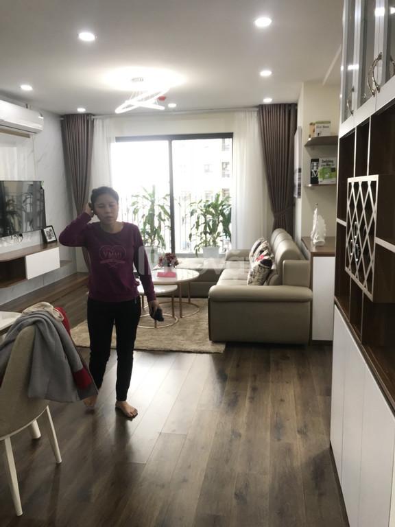 Bán căn hộ 3 PN, 2 mặt thoáng dự án Thăng Long Capital giá 2 tỷ
