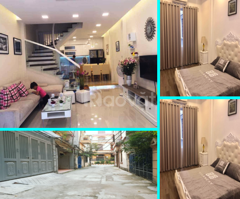 Nhà mới 4 tầng Nguyễn Khang Cầu Giấy 62m2, nội thất hiện đại (ảnh 1)
