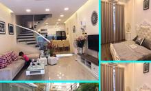 Nhà mới 4 tầng Nguyễn Khang Cầu Giấy 62m2, nội thất hiện đại
