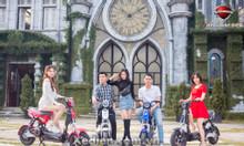 Xe đạp điện JVC S600i chính hãng