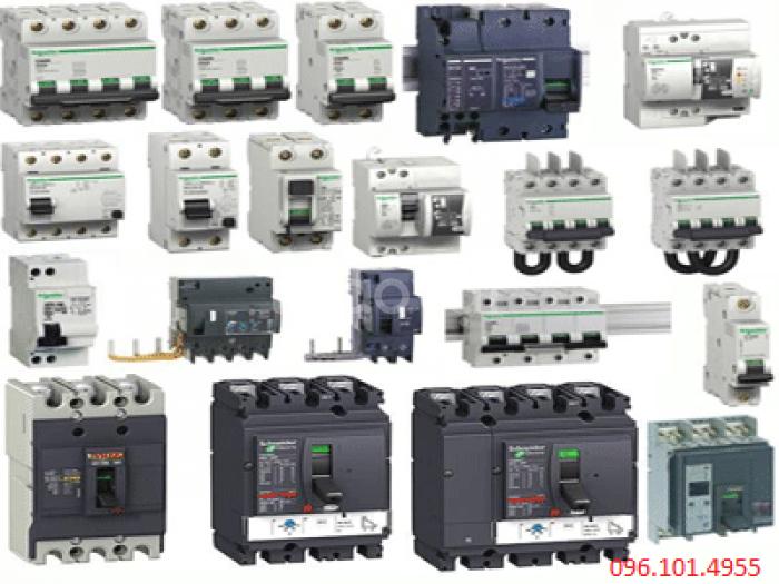 Phân phối thiết bị điện Schneider