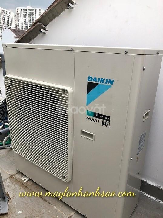 Chuyên thi công máy lạnh Multi giấu trần Daikin cho biệt thự cao cấp