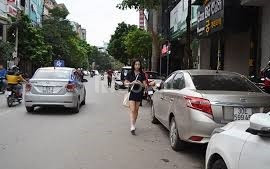 Bán nhà mặt phố quận Thanh Xuân, ôtô vòng quanh, kinh doanh vô địch