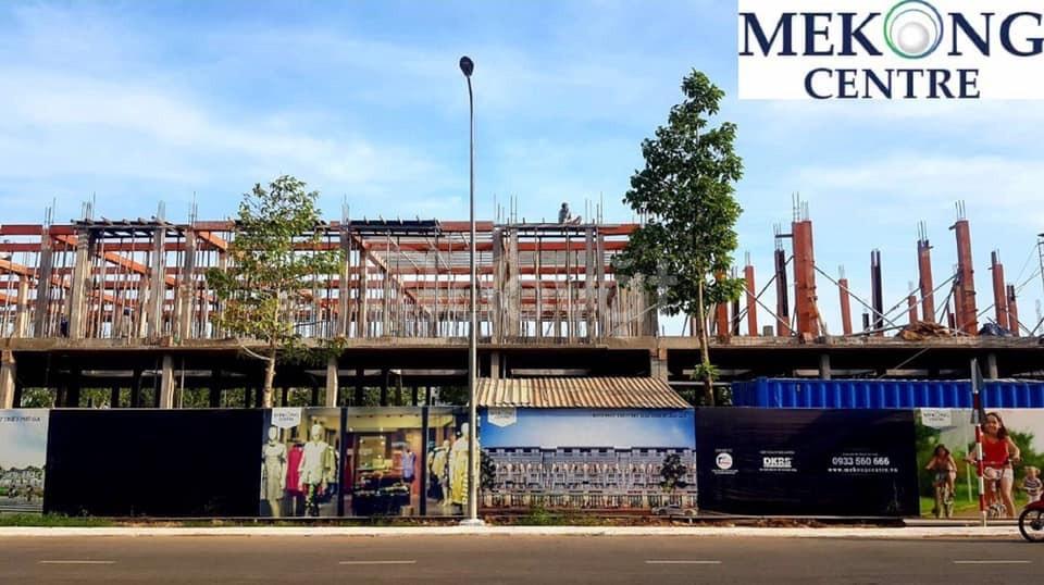 Kim Ngân Gia - nhà phố thương mại ở TTTP Sóc Trăng