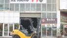 Xe nâng dầu hiệu Komatsu FD25T-17, 2013, SK M228-326177, FV3500 (ảnh 2)