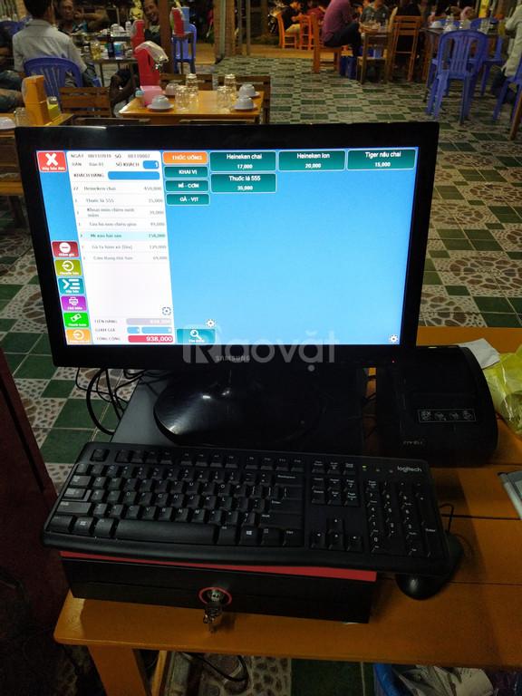 Máy tính tiền dành cho quán ăn tại Ba Hòn (ảnh 3)