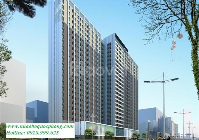 Sang tên căn chung cư Hoàng Quốc Việt 117m2,  giá 33tr/m2