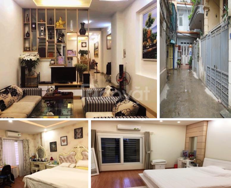 Chính chủ bán nhà phố Hạ Yên, Cầu Giấy 60m2, 4 tầng mới đẹp