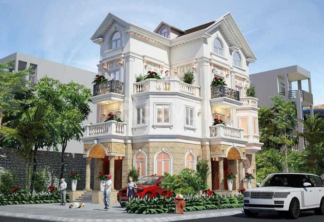Nhận thiết kế nhà phố, biệt thự, giá rẻ, quận 12, Hóc Môn, Bình Tân