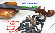 Khóa đàn violin đầy đủ tất cả size giá siêu rẻ ship toàn quốc