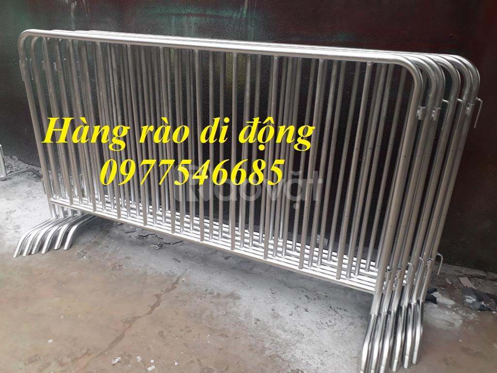 Hàng rào barie, hàng rào sắt di động,hàng rào chắn