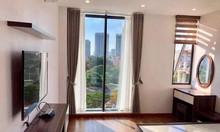 Nhà 8 tầng , mặt tiền 7.5m  phố Võ Chí Công. Giá 19 tỷ