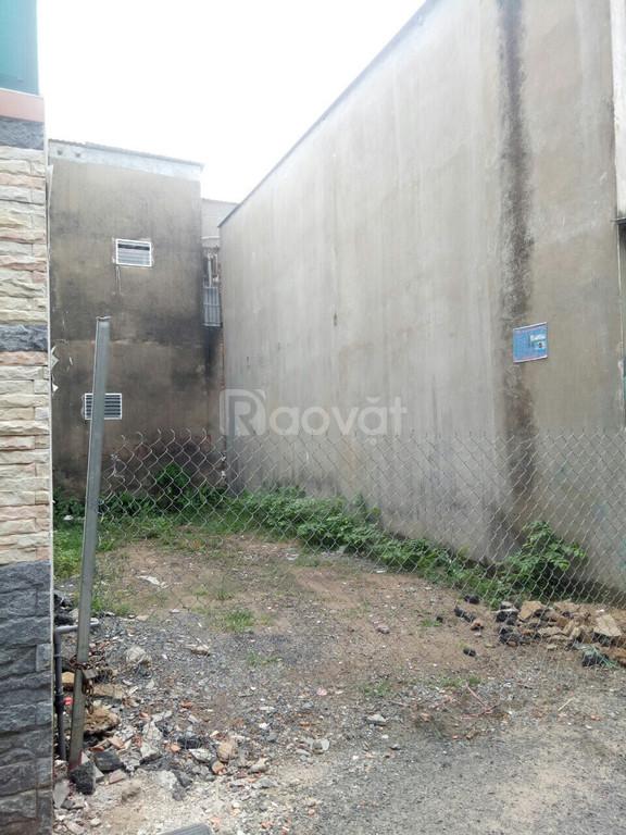Bán đất thổ cư và nhà 2 tầng hẻm Cây Cám, Liên Khu 5-6, Bình Hưng Hòa