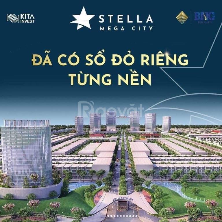 Dự án Stella Mega City đất nền dự giá giá mềm sinh lời cao