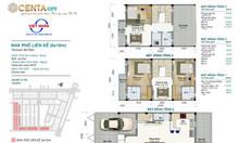 Bán 90m2 liền kề Centa City giá 23tr/m2