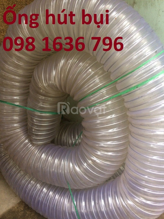 Đại lý ống hút bụi gân nhựa, ống hút bụi lõi thép giá hợp lý