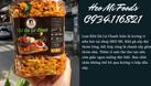 Khô gà lá chanh- Thương hiệu Heo Mi Foods (ảnh 6)