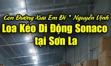 Tìm nhà phân phối và đại lý kinh doanh loa kéo di động tại Sơn La