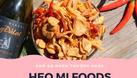 Khô gà lá chanh- Thương hiệu Heo Mi Foods (ảnh 5)