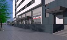 Cho thuê mặt bằng tầng 1 tòa nhà Toyota Mỹ Đình, 230m2, mặt tiền 32m