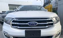 Ford Everest giảm giá tốt hơn 100 triệu, đủ màu nhận xe ngay