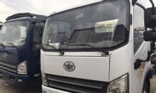 Bán Xe tải Faw 7t3 ga cơ thùng 6m2 Faw máy HyunDai vay góp 80% xe mới