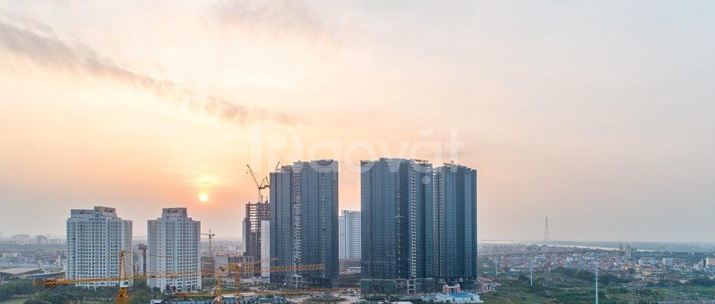Sunshine City, KĐT Ciputra: 2,36 tỷ/1PN 52,7m2, vay LS 0%, KM 400tr