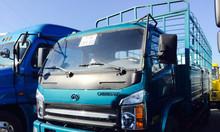 Xe tải 7 t thùng dài 6 mét 7 thắng hơi locke giá thanh lý