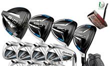 Bộ gậy golf Taylormade Sim Max 2020