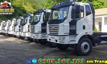Xe tải 8 tấn thùng dài, ga điện, nhập khẩu