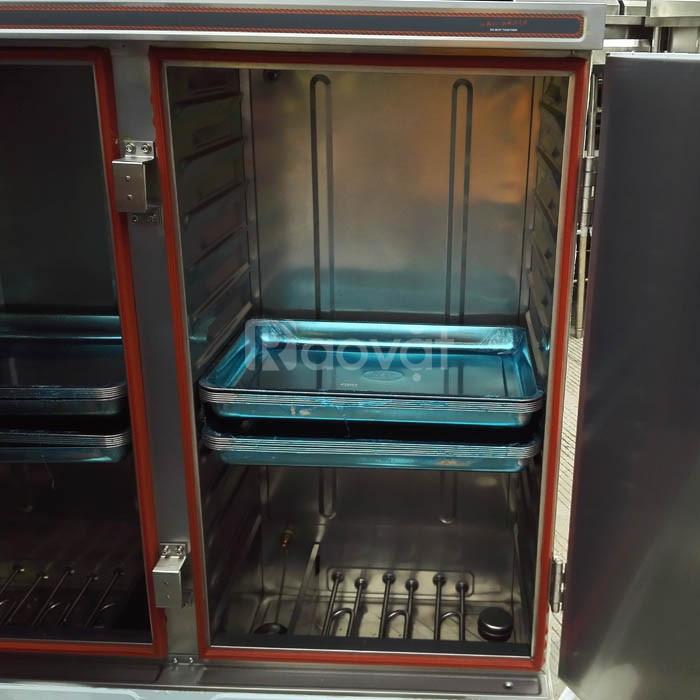 Tủ cơm 12 khay hàng công ty gas và điện