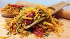 Khô gà lá chanh- Thương hiệu Heo Mi Foods (ảnh 3)