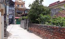 Bán nhanh lô đất 88m2 tổ 1 Thạch Bàn, Long Biên