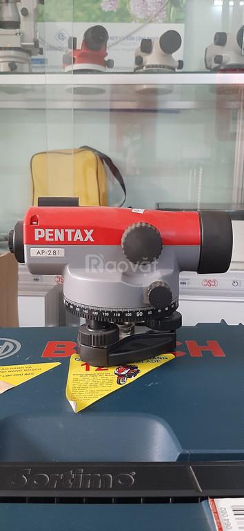 Máy thủy bình lấy mặt bằng Pentax AP-281