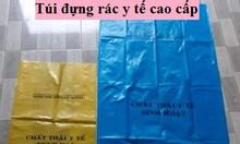 Túi đựng chất thải y tế,túi rác y tế,túi rác y tế tự hủy,túi rác tựhủy