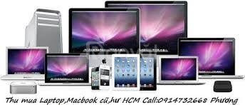 Thu mua macbook giá cao TPHCM