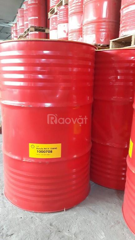 Phân phối dầu nhớt Shell công nghiệp