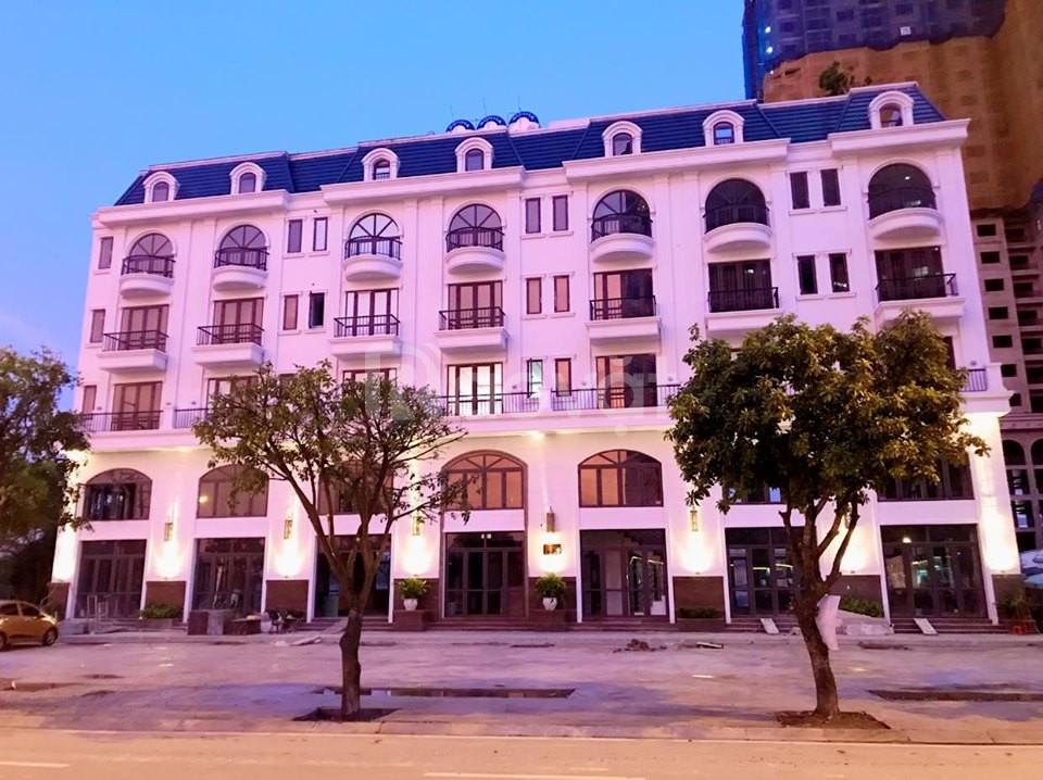 Cơ hội mua shophouse có hai mặt tiền tại Long Biên, đường 40m