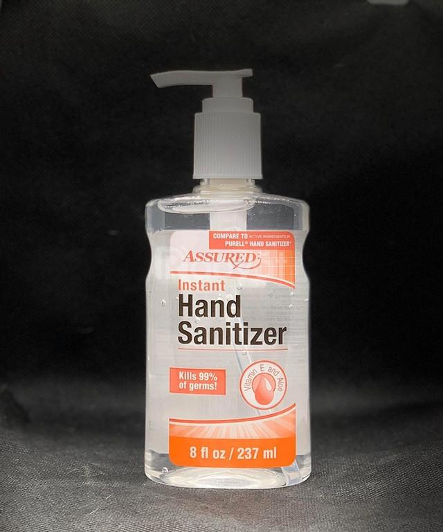 Gel rửa tay khô diệt khuẩn hand sanitizer mỹ (ảnh 1)