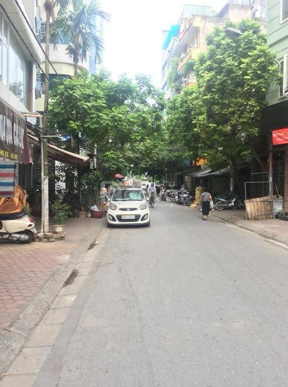 Siêu phẩm kinh doanh Phố Trần Khát Chân , 76m2