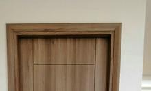 Cửa gỗ công nghiệp MDF phủ melamine An Cường cho cửa phòng